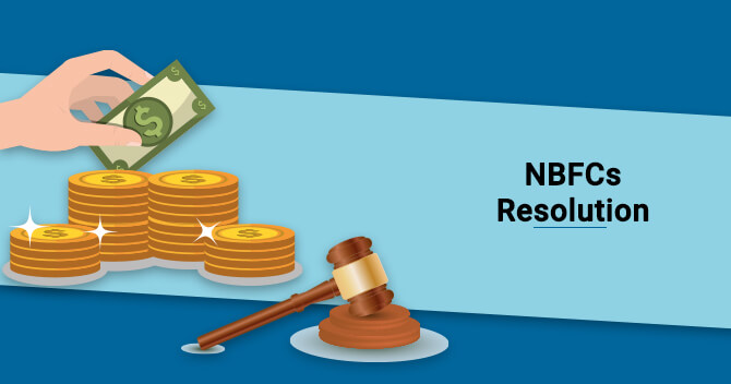 NBFCs with assets worth 500 Crore shall be brought under IBC purview