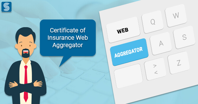 Certificate of Insurance Web Aggregator
