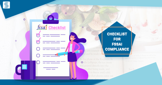 Checklist for FSSAI Compliance