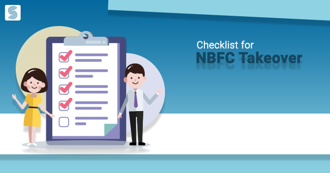 Checklist for NBFC Takeover