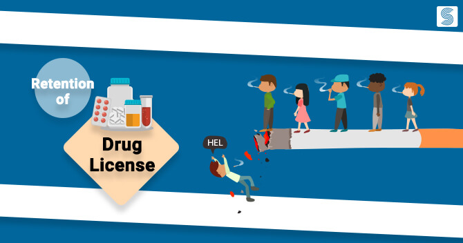 Guidelines for Retention of Drug License