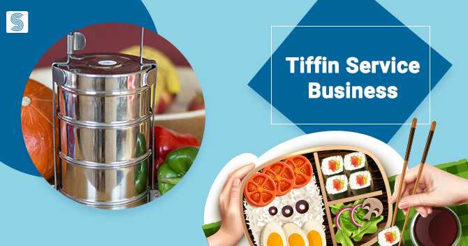tiffin service business