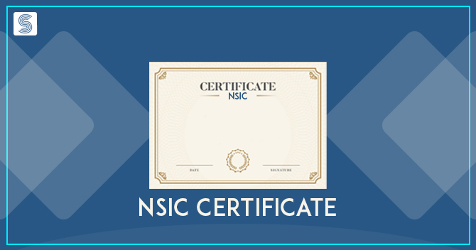 What is the Procedure of NSIC Certificate Renewal in India?