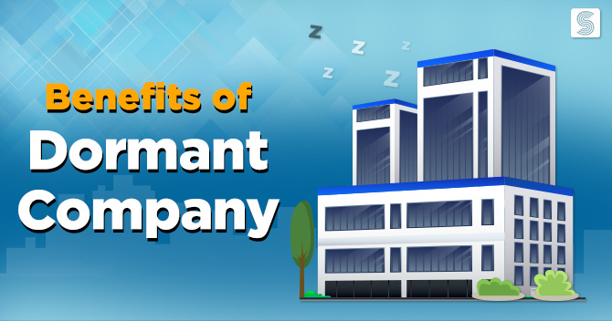 What are the Benefits of Dormant Company?
