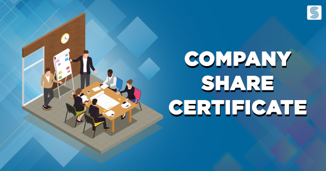 How to Issue a Company Share Certificate?