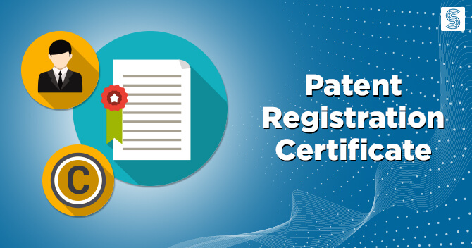 Procedure to obtain A Patent Registration Certificate