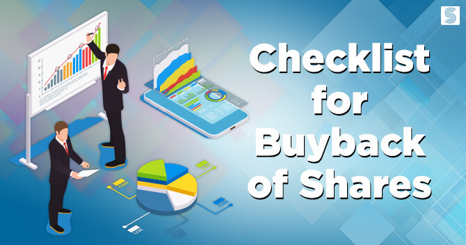 Checklist for Buyback of Shares under Companies Act 2013: A Comprehensive Guide
