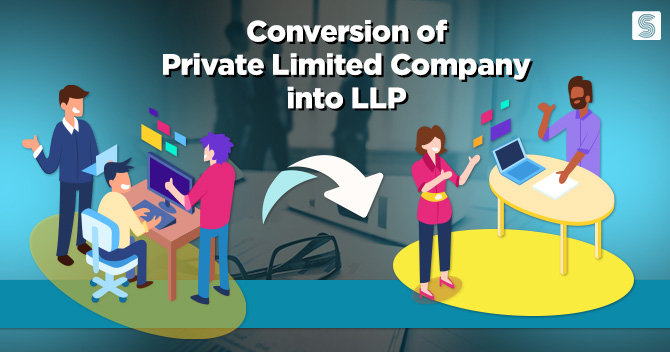 conversion of private company