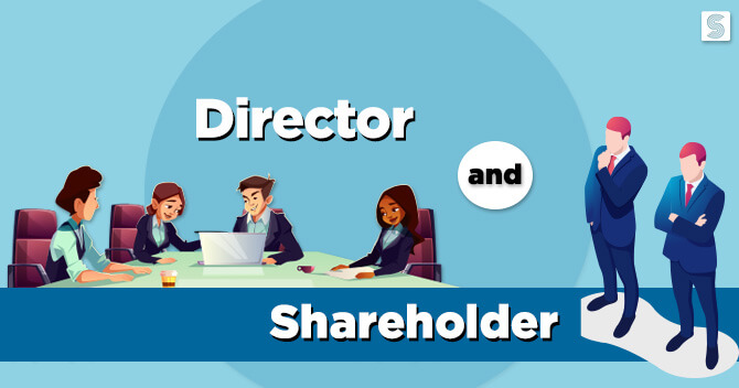 Director and Shareholder