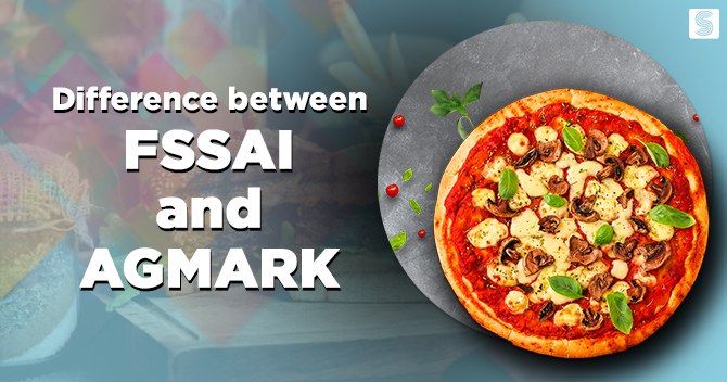 What is the difference between FSSAI and AGMARK?
