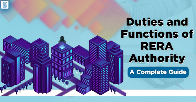 Duties and Functions of RERA Authority