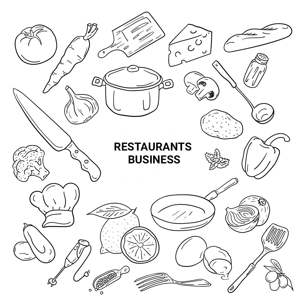 Restaurant Business Menu
