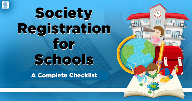 Society Registration for Schools