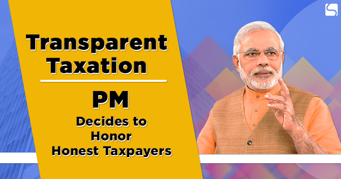 Transparent Taxation: PM Decides to Honor Honest Taxpayer