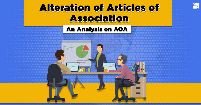 Alteration of Articles of Association