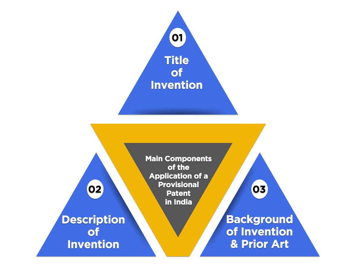 Components of provisional patent
