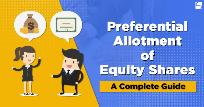 Preferential Allotment of Equity Shares