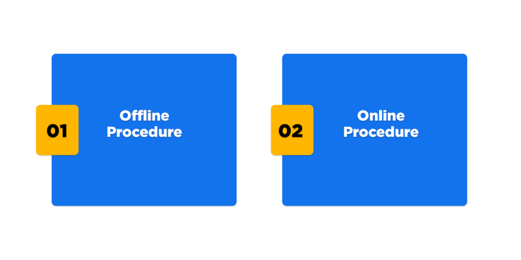 Procedure to file Form ITR 4