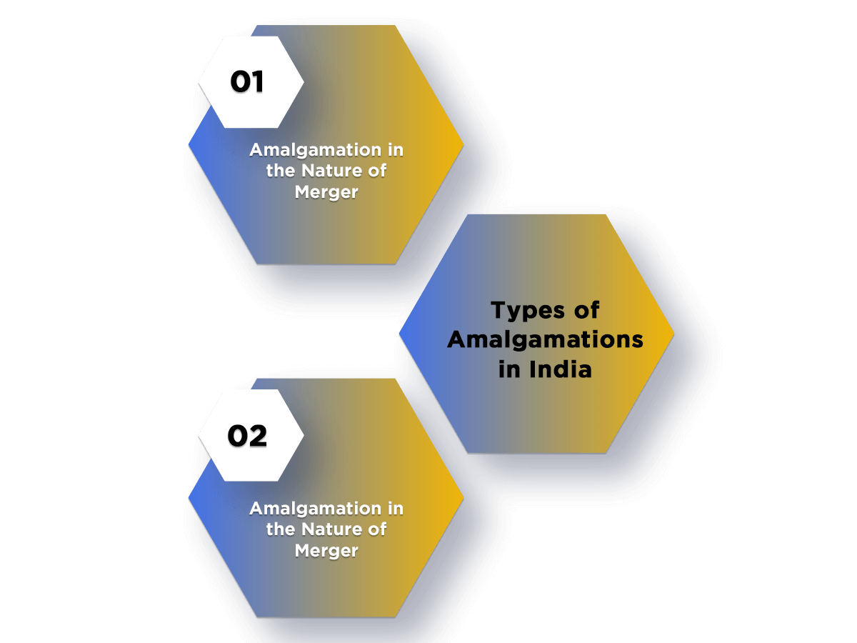Types of Amalgamations in India