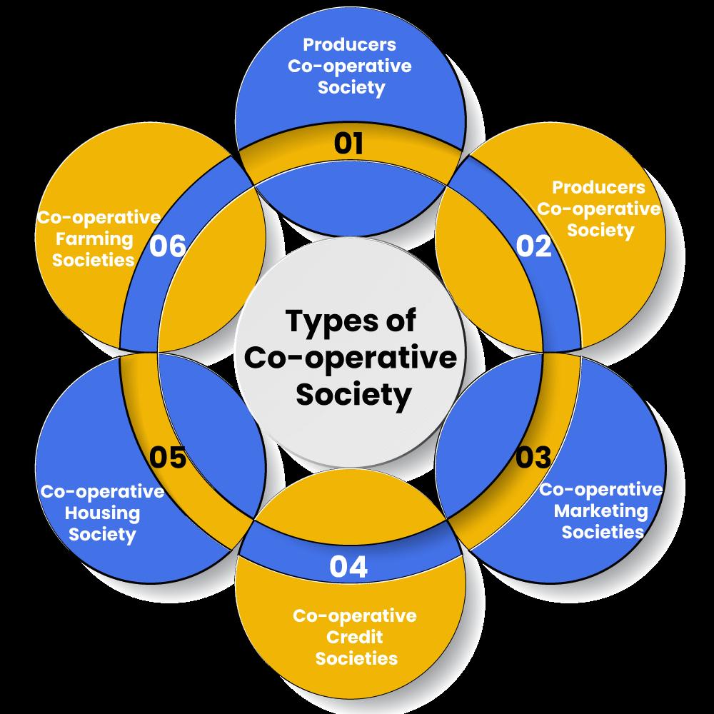 types of cooperative