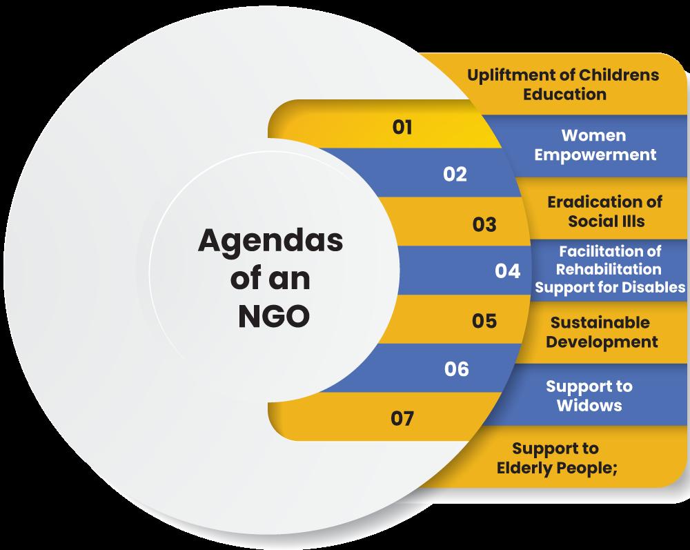 NGO agendas