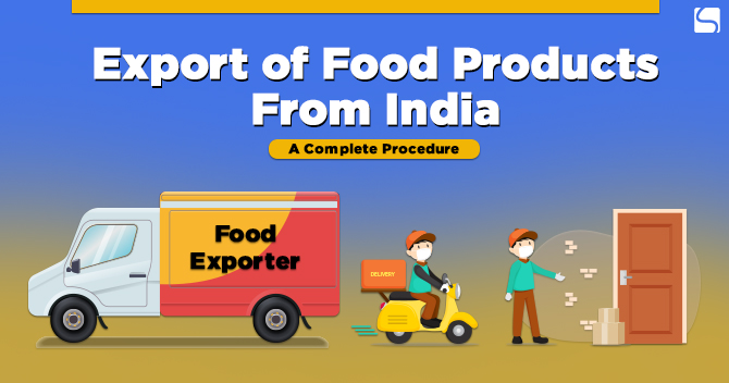 Export Food Products
