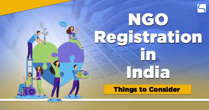 NGO Registration in India: Things to Consider