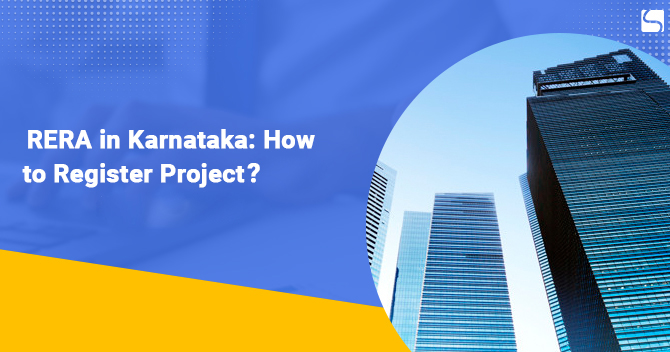 Register RERA projects in Karnataka