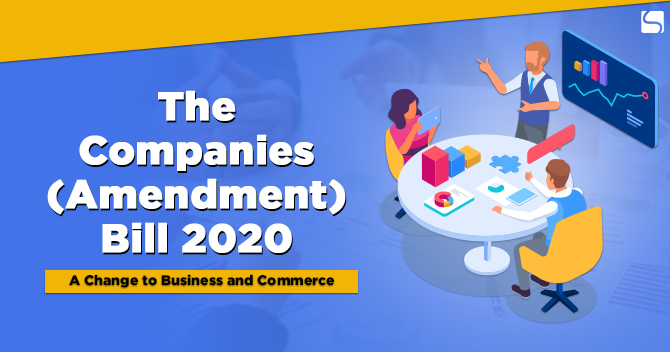 Companies Amendment 2020