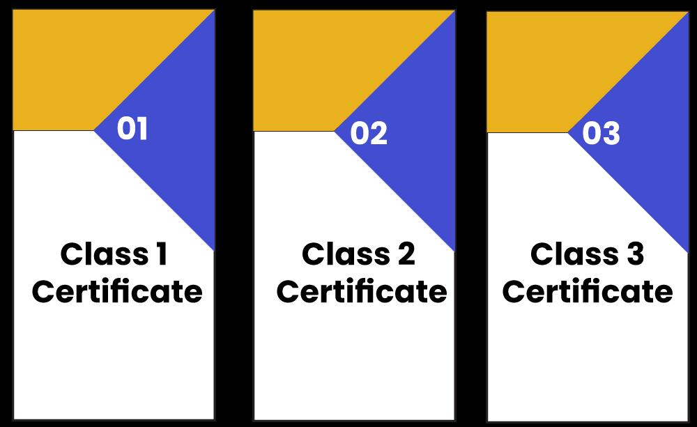Different Classes DSC