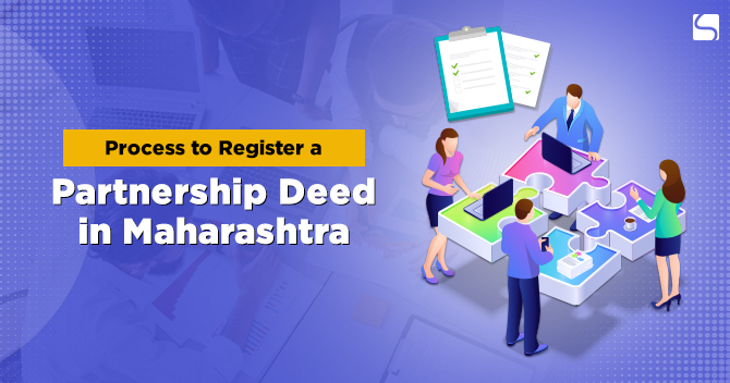 What is the Process to Register a Partnership Deed in Maharashtra