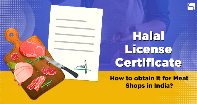Halal License Certificate for meat shops