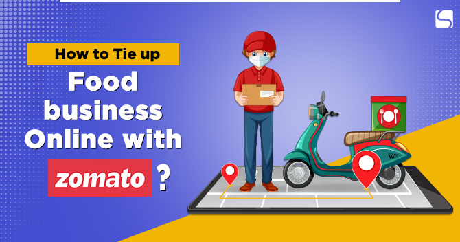 Tie up Food business with Zomato