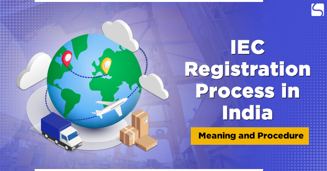 IEC Registration Process in India