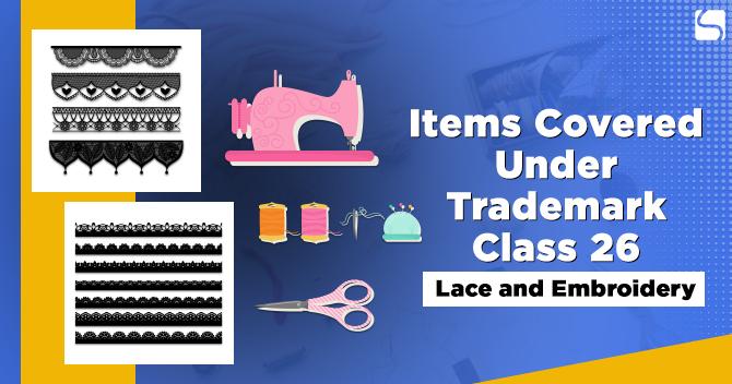Trademark Class 26