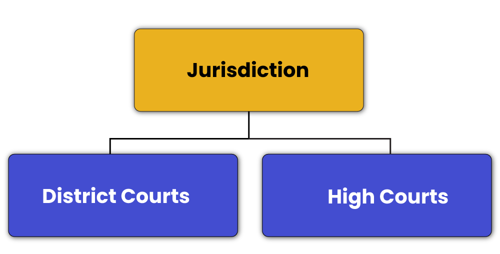 Jurisdiction Trademark Infringement