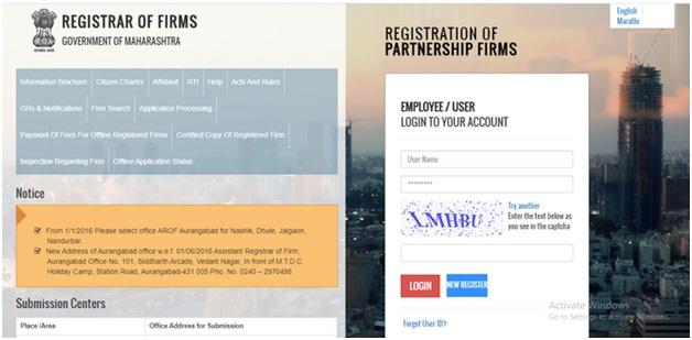 Official Portal Maha Online