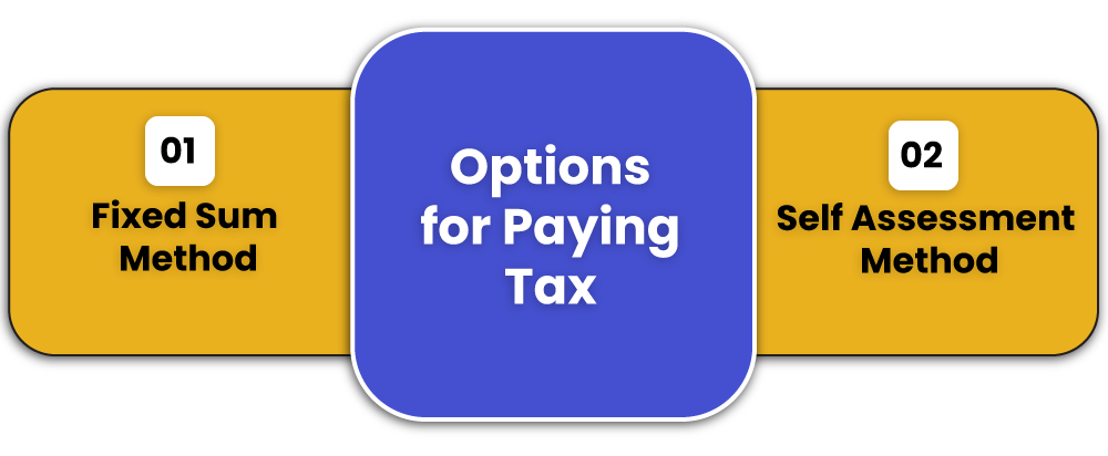 Options for Paying Tax