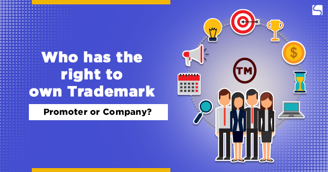 Who has the right to own Trademark