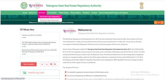 Select Real Estate Registration