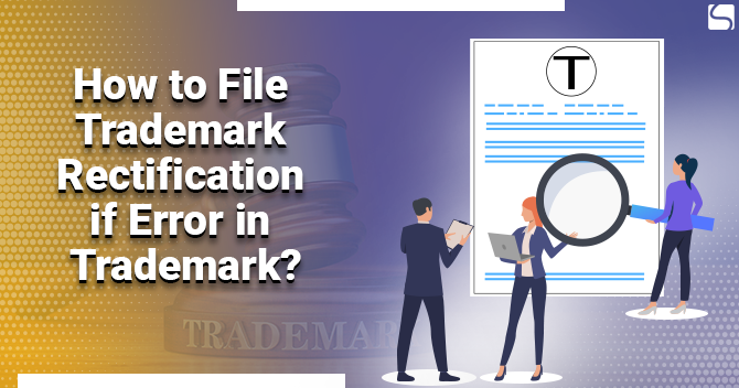 File Trademark Rectification