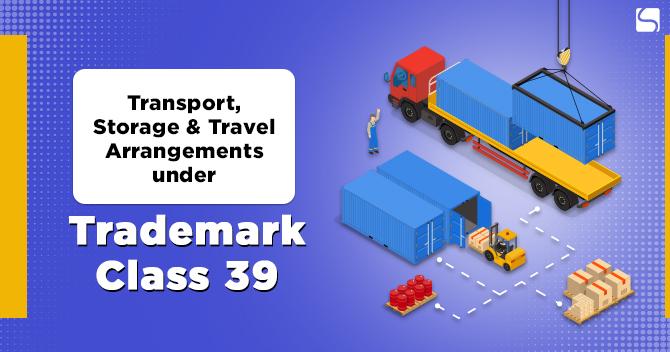 Trademark Class 39